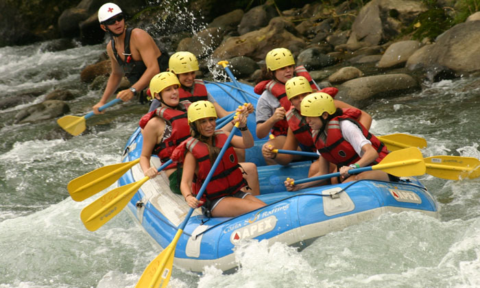 CPI Teen Program - Rafting