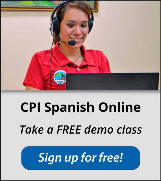 spanish online demo